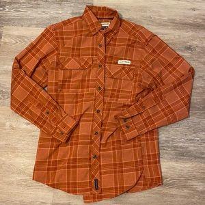Magellan size s  long sleeve  button down shirt